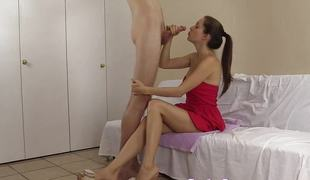 amatør hardcore blowjob sædsprut facial