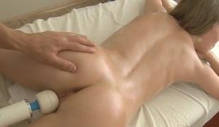 tenåring Nuru massasje