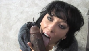 stor kuk interracial milf