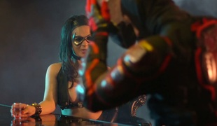 Awesome cosplay fuck session for slutty Nekane Enchanting