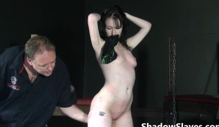 Faes breast whipping castigation