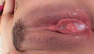 hardcore sædsprut fitte creampie nærhet
