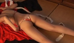 tenåring sjarmerende tynn søt vakker