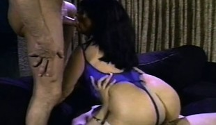 Chubby slut Ginni Lewis acquires nailed hard in a group-sex and full of cum