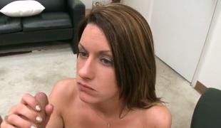amatør brunette anal hardcore store pupper