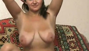 brunette store pupper russisk