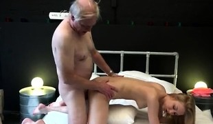 Large darksome old cock xxx But she's not having it!