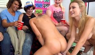 amatør tenåring fest offentlig