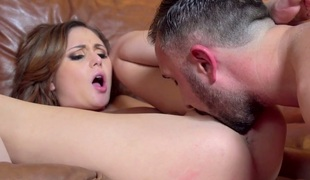 Chachita Ariana Marie has some sex fantasies to be fulfilled with horny guy Keiran Lee